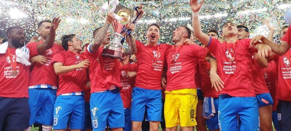 Echipele romanesti si-au aflat adversarele din cupele europene! Cu cine vor juca Universitatea Craiova si Sepsi OSK in turul 2 preliminar Conference League