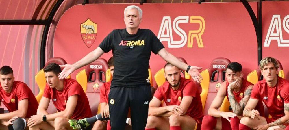Inceput senzational pentru Mourinho! Jucatorii Romei au dat tabela de marcaj peste cap in primul meci cu portughezul pe banca