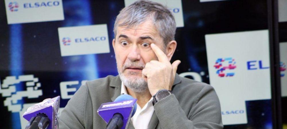 """EXCLUSIV   Valeriu Iftime, declaratii neasteptate despre echipa lui Becali: """"Daca as vrea sa se intample ceva, ar fi ca FCSB sa se califice in grupele Conference League!"""""""