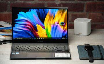 ASUS ZenBook Flip 13 OLED – ecrane cu imagini naturale care nu dauneaza ochilor (P)