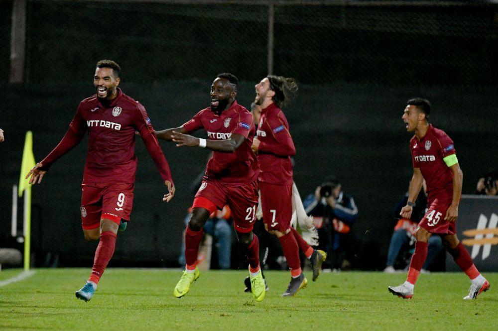 21:30 LIVE TEXT | CFR Cluj - FCU Craiova, sau Marius Sumudica - Adrian Mutu! Derby in Gruia