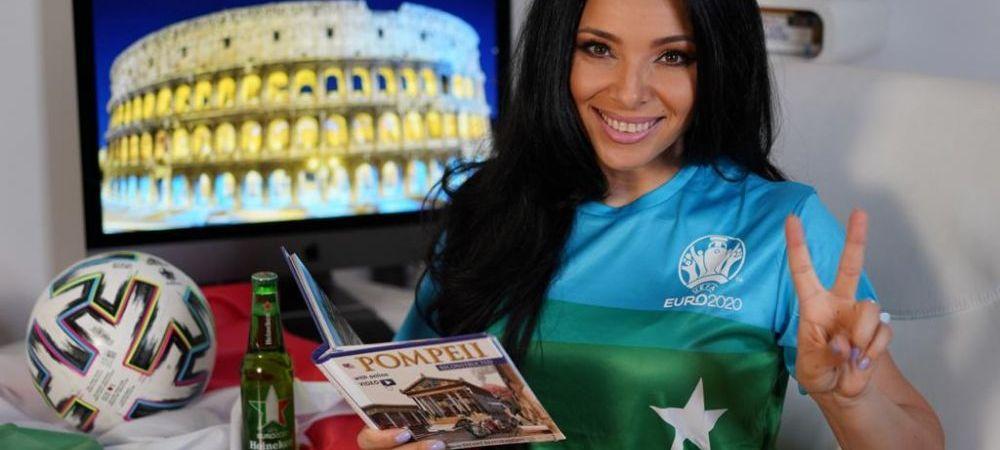 """Corina Caragea, castigatoarea duelurilor dintre influenceri din cadrul campaniei Heineken """"Enjoy theRivalry"""""""
