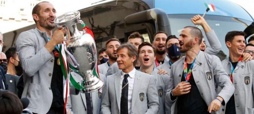 Aliante mai ceva ca in Game of Thrones pentru CM 2030! Partenerul surpriza alaturi de care Italia poate organiza turneul final