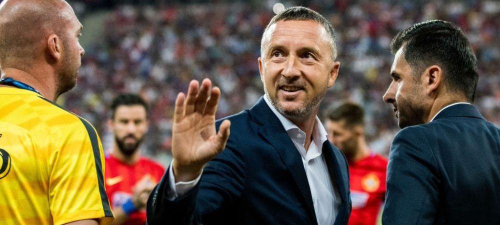 """Mihai Stoica i-a cerut scuze lui Chipirliu. Gestul neasteptat facut de oficialul de la FCSB: """"N-am fost prea inspirat"""""""