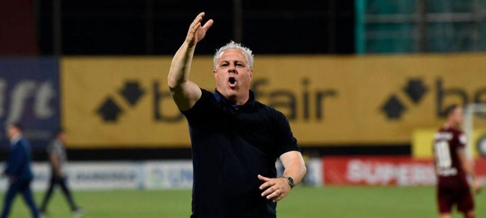 """""""Nu se poate asa ceva!"""" Sumudica, atac la Radu Petrescu! Antrenorul campioanei, nemultumit de arbitrii din Liga 1: """"Si FCSB a avut un penalty nearcodat!"""""""