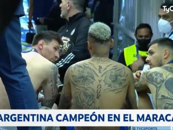 S-a aflat totul! Ce au vorbit Messi si Neymar la finalul Copa America! Paredes a lamurit misterul