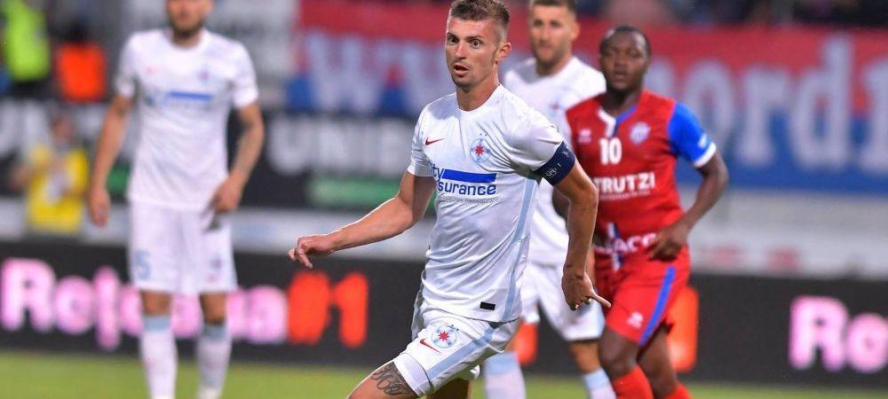 """""""E indreptatit sa plece!"""" Rectia lui Victor Becali dupa ce patronul FCSB a anuntat ca nu il lasa pe Tanase sa plece de la echipa"""