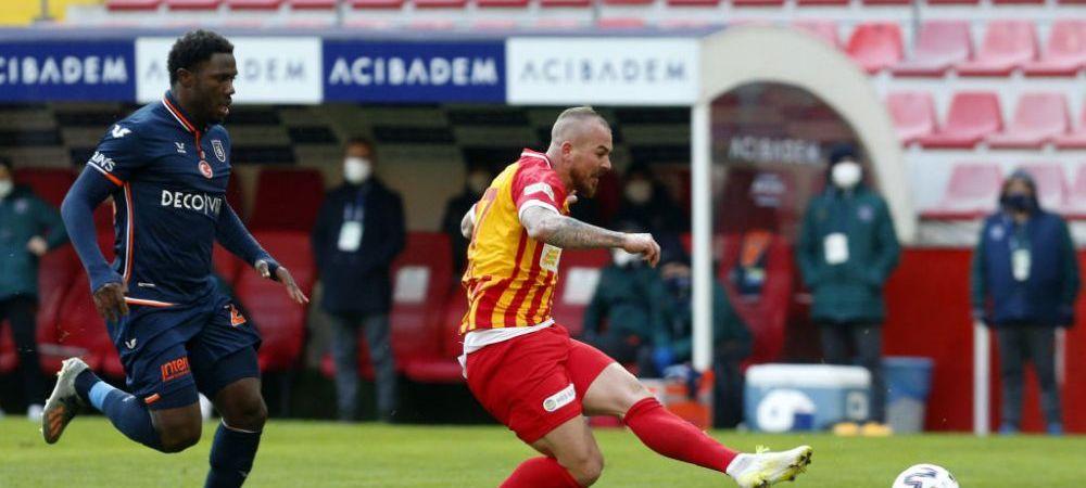 Kayserispor a confirmat transferul lui Denis Alibec la CFR Cluj! Anuntul facut de club