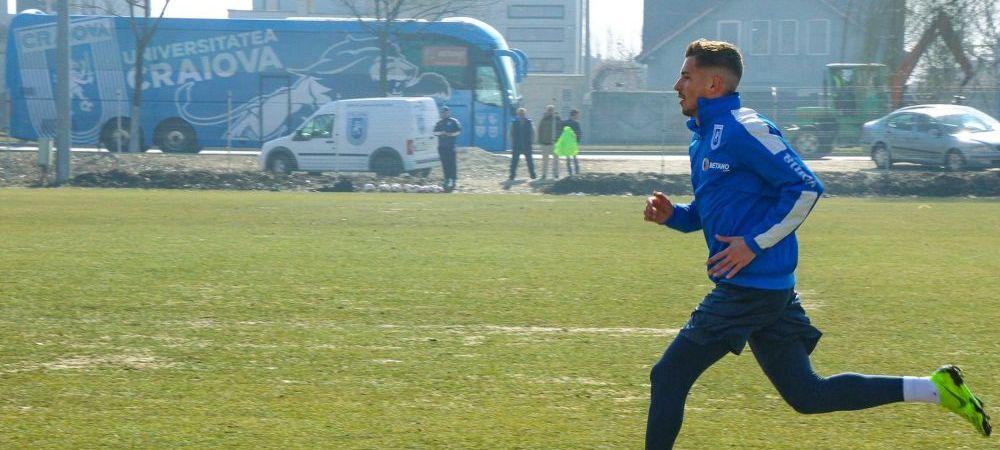 Transfer de Liga 1 pentru Steaua! Jucatorul cu peste 80 de meciuri in prima liga a semnat cu echipa lui Oprita