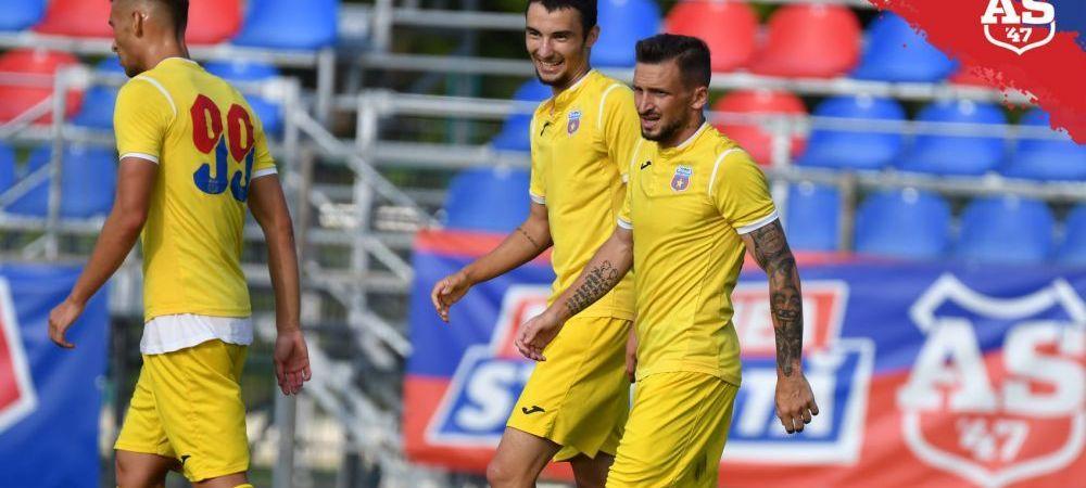Steaua nu mai stie sa piarda! Inca o victorie clara in ultimul amical inainte de debutul in Liga 2