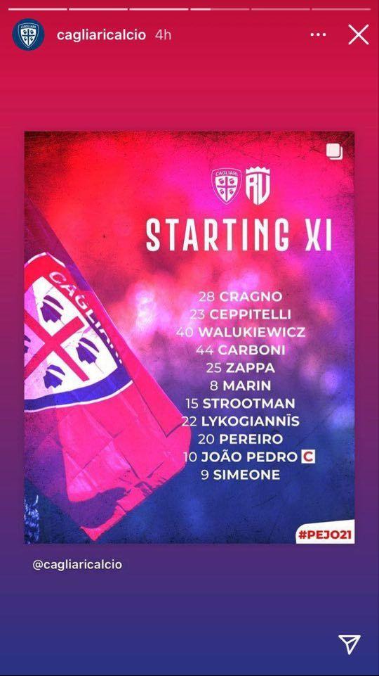 Razvan Marin, titular in primul amical al verii pentru Cagliari! Contributie importanta a romanului la