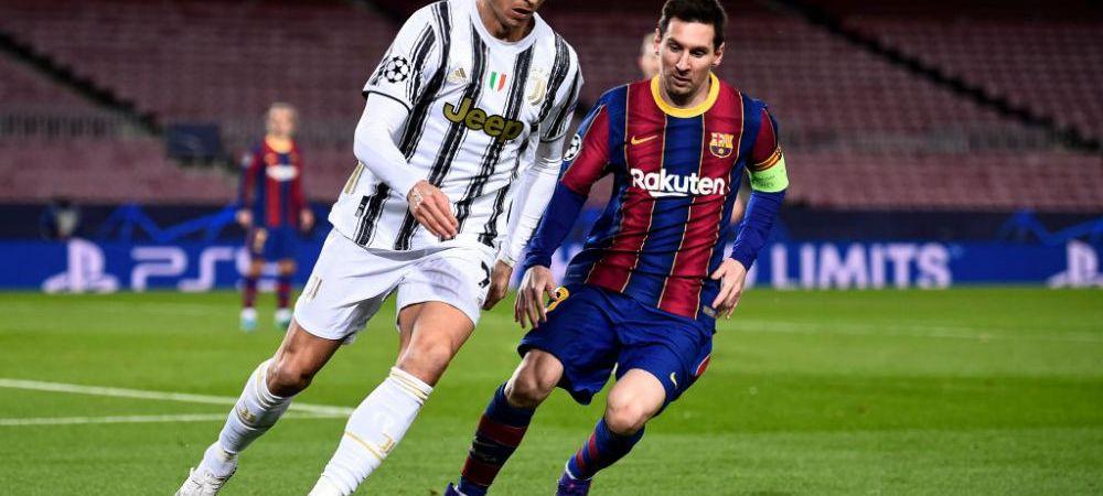 Ronaldo, inca un an la Juventus? Salariul propus e de 3 ori mai mic decat al lui Messi, redus cu 50%