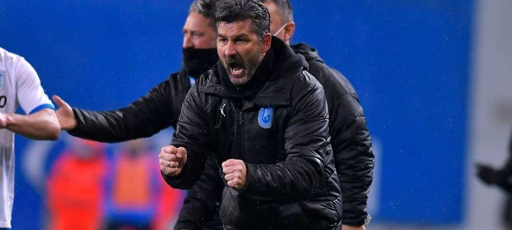"""""""Schimbul acesta a decis soarta jocului"""". Miscarea indrazneata cu careOuzounidis a castigat primul meci din Liga 1"""