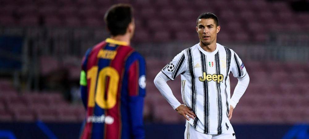 """Este """"obsesia"""" catalanilor pentru Cristian Ronaldo reala?!Ce au observat ziaristii ca exista in vestiarul Barcelonei"""