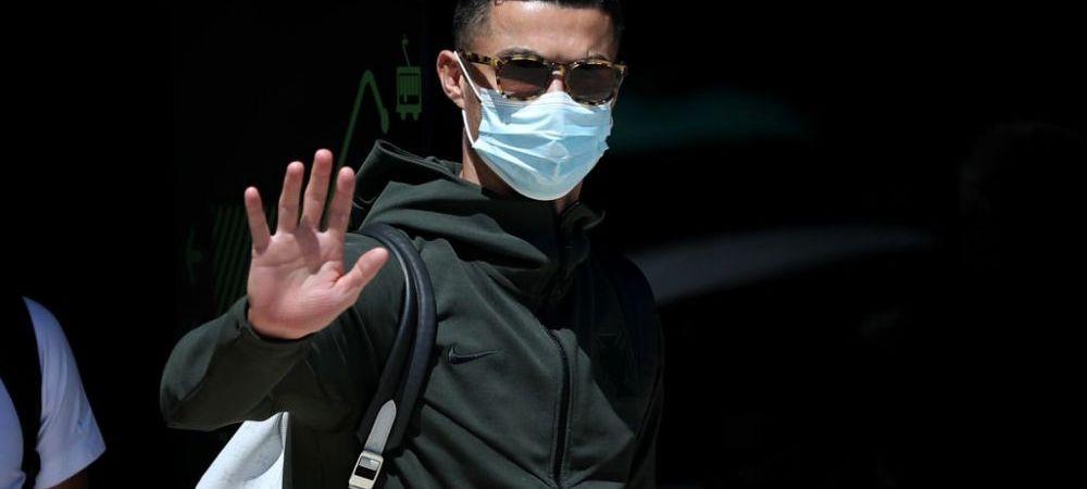 Cristiano Ronaldo a pus fanii pe ganduri cu ultimul mesaj postat pe retelele de socializare. Ce-a putut sa scrie starul portughez al lui Juventus