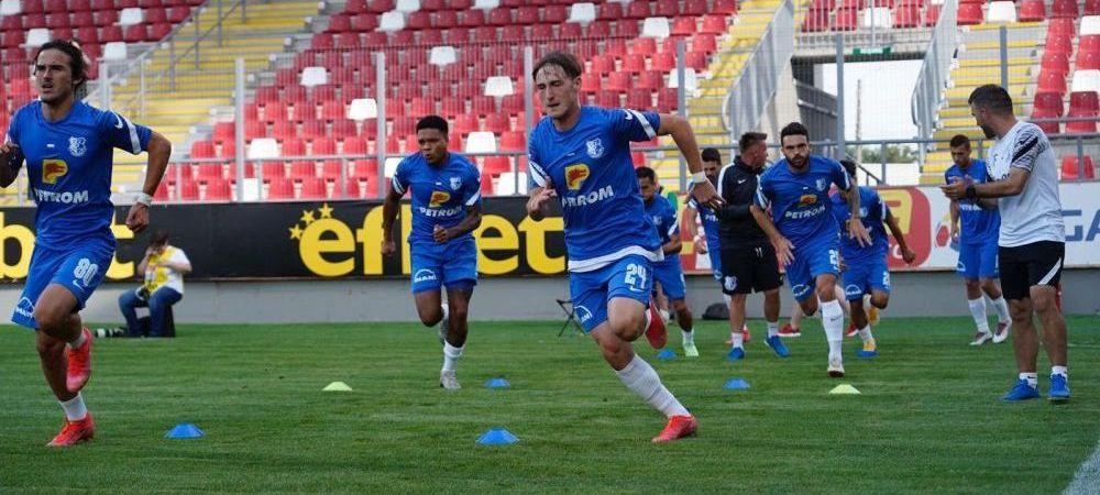 """Gica Hagi si Farul revin pe prima """"scena"""" a fotbalului romanesc! Cum putea arata echipa """"regelui"""" cu jucatorii trimisi la Olimpiada"""