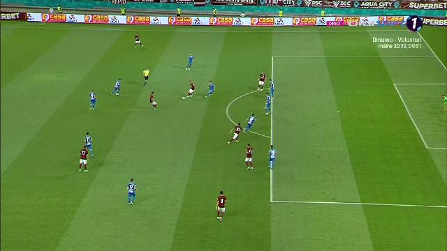 """""""Imi asum responsabilitatea pentru acest rezultat!"""" Fotbalistul Chindiei isi """"toarna"""" cenusa in cap dupa infrangerea cu Rapid"""