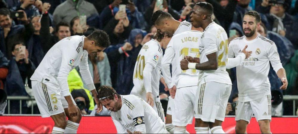 După Varane, Manchester United e interesată de un alt titular al Realului! Florentino Perez, dispus să vândă pentru a-l aduce pe Mbappe