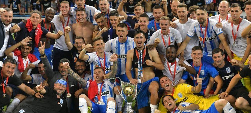 Craiova trimite două talente la Poli Iași. Un portar și un fundaș central, ajutorul oltenilor pentru echipa din Liga 2
