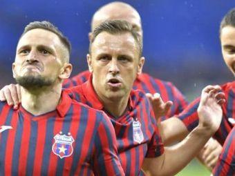 CSA Steaua debutează cu FK Csikszereda. Cum arată programul primei etape din Liga 2