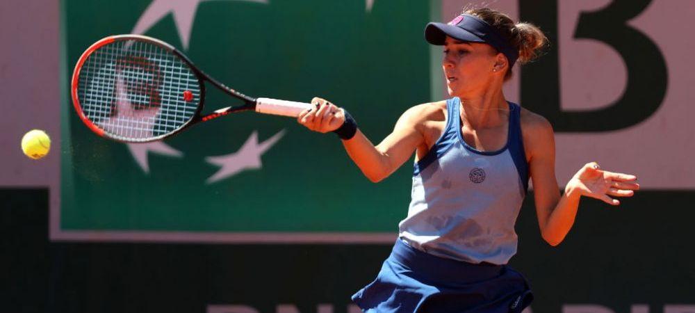 De necrezut! Ce mesaje a putut să primească Irina Bara (număr 116 mondial) pe Instagram de la utilizatori anonimi după o victorie obținută în circuitul WTA