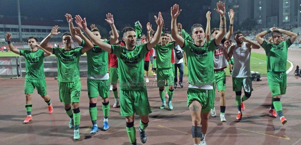 Explicația incredibilă a lui Iuliu Mureșan, legat de echipamentele lui Dinamo! Au jucat în verde, deoarece nu are suficiente tricouri roșii