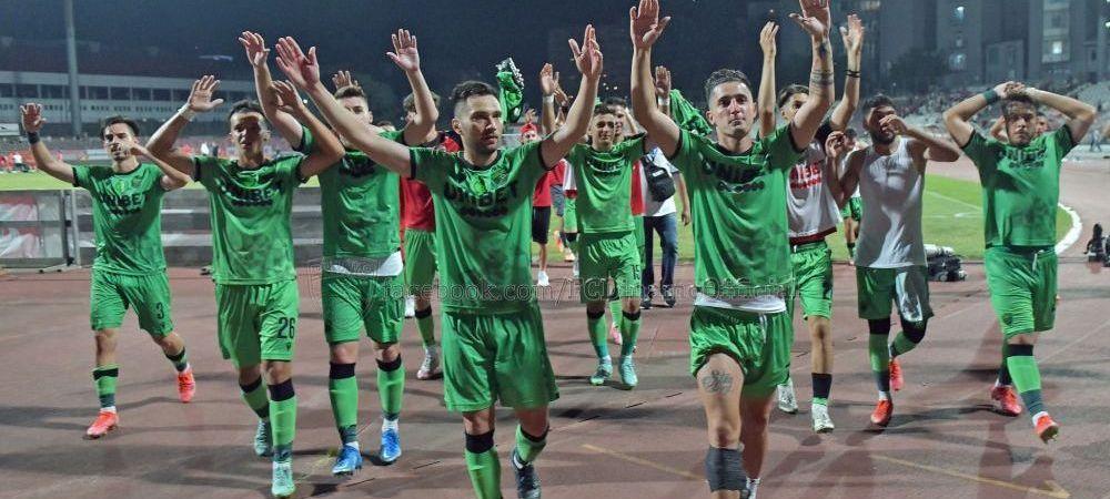 De ce a jucat Dinamo în verde în meciul cu Voluntari. Explicația lui Iuliu Mureșan