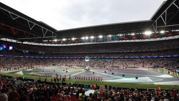 Interdicție pe viață la meciurile Angliei și pe Wembley! Vin pedepse drastice pentru cei care au forțat intrarea la finala Euro 2020