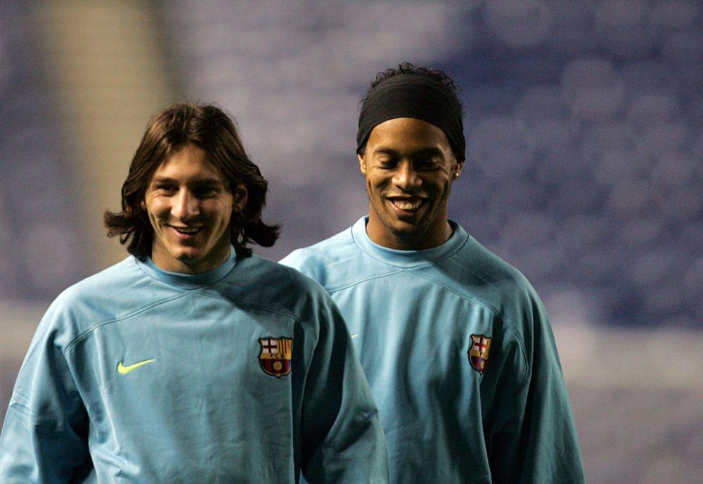 """""""Am fost fericit pentru Messi!"""" Reacția lui Ronaldinho după finala Copa America"""