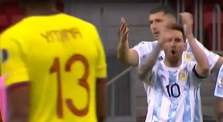 Reacția lui Mina după ieșirea furioasă a lui Messi la adresa lui din semifinala Copa America! Ce a spus jucătorul