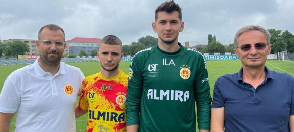 Ripensia, transferuri de la Sassuolo și CFR! Clubul timișorean vrea să revină pe prima scenă a fotbalului românesc