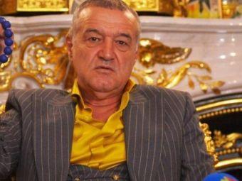 Atacantul care l-a refuzat inițial pe Becali semnează cu FCSB! Patronul a confirmat mutarea