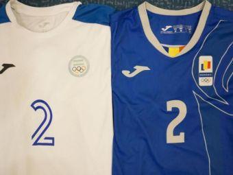Tricolorii au aflat cu ce echipamente vor debuta la Jocurile Olimpice! Tricoul, unul legendar