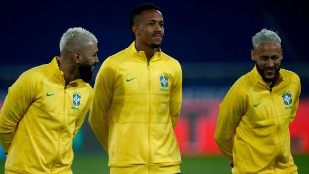 Fosta iubită a lui Neymar se iubește acum cu un alt fotbalist brazilian! Cum arată Karoline