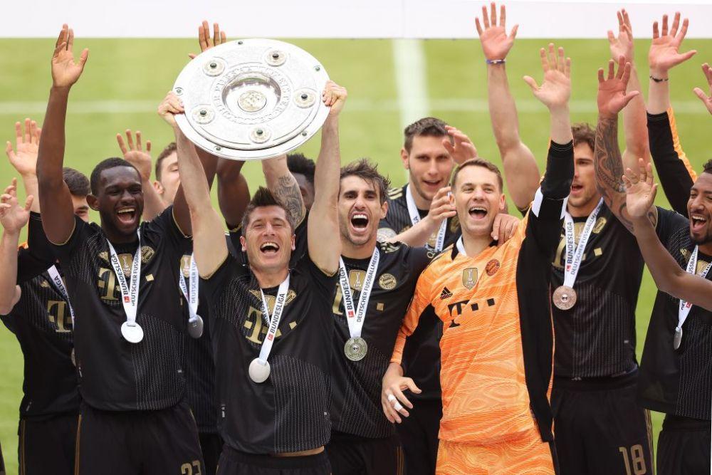 Nemții au dezvăluit cum sunt salariile jucătorilor de la Bayern! Care e limita și cine câștigă cel mai mult