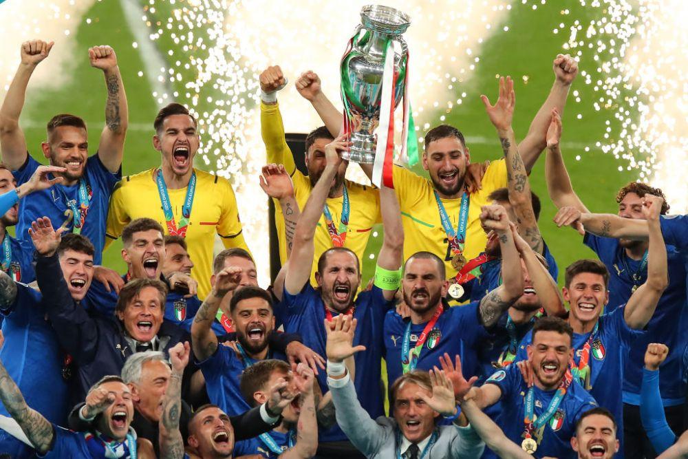 A triumfat cu Italia la Euro 2020, dar nu are viitorul asigurat la Juventus! Ce a spus agentul lui Chiellini