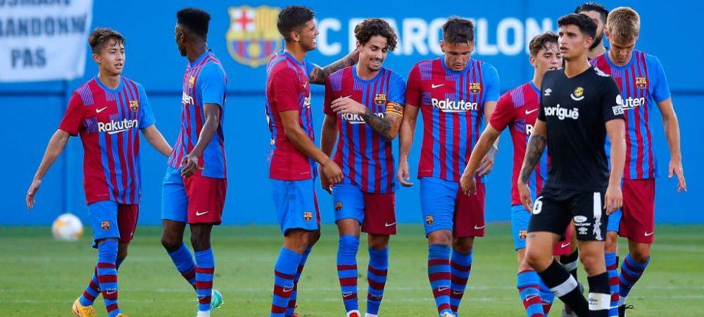 """""""Dacă va fi să rămân la Barcelona, doar la prima echipă"""". Anunțul categoric făcut de un star de pe Camp Nou"""