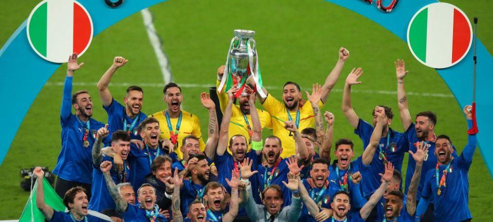 """""""Unde semnez?!"""" O legendă a lui Juventus îi ia peste picior pe fanii englezi. Ce spune despre petiția de rejucare a finalei Euro"""