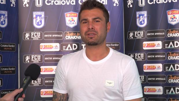 """Adrian Mutu, susținut de un suporter important la meciul cu Dinamo: """"Va veni pentru prima dată de când antrenez"""""""