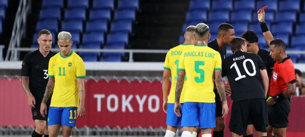 """Meciuri nebune la Jocurile Olimpice! Favoritele """"cad pe capete"""" la debut"""