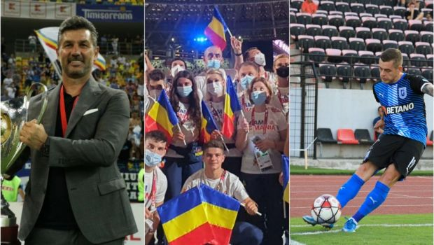 VIDEO Știrile zilei | Ouzounidis, demis de la Craiova! Cicâldău semnează cu Galatasaray. Ceremonia de deschidere a Jocurilor Olimpice a nemulțumit-o pe Elisabeta Lipă