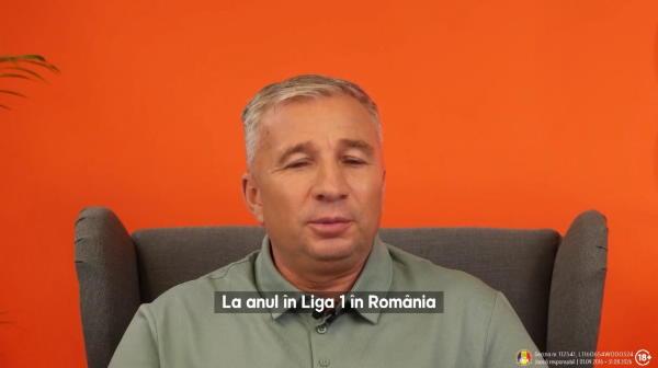 """Dan Petrescu, despre lupta pentru titlul din Liga 1: """"CFR e favorită, Dinamo e praf!"""" (P)"""
