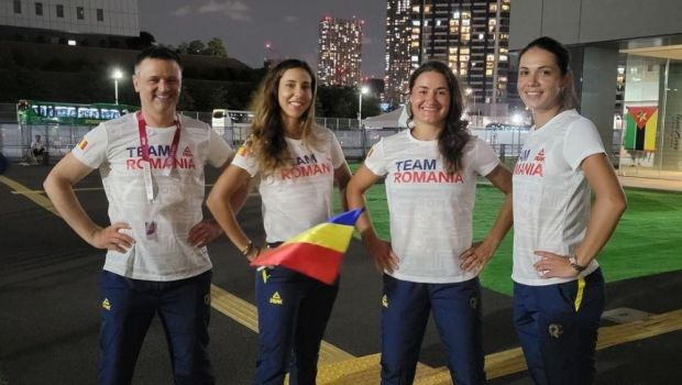 Emoții dis-de-dimineață pentru tenisul românesc: la ce ore vor juca Mihaela Buzărnescu și dublul Niculescu-Olaru