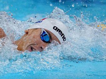 JO 2020 | La o unghie de medalie! Rezultat excelent pentru Popovici, locul 4 la 200 m liber. Glință, pe 8 la 100 m spate