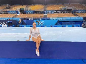 Larisa Iordache a reluat antrenamentele la Tokyo. Anunțul FRG + când are loc finala de la bârnă