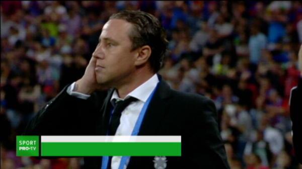 Anunțul momentului în Liga 1: Reghecampf, noul antrenor al Universității Craiova