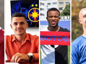 MERCATO VARA 2021. Vezi toate transferurile realizate de cluburile din Liga 1 până acum