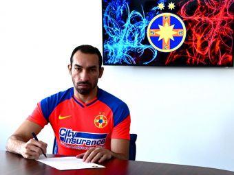"""OFICIAL   Vinicius a semnat cu FCSB:""""Trebuie să câștig tot timpul"""""""