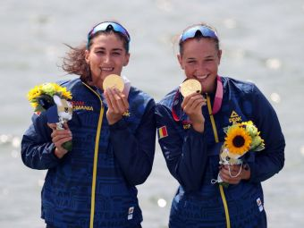 FOTO Canotajul și scrima duc tradiția mai departe. România, trei medalii la JO: aur pentru Radiș și Bodnar