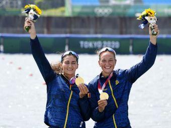 Cu cine se iubește Ancuța Bodnar, medaliată cu aur la Tokyo! Și partenerul ei este canotor și a câștigat o medalie